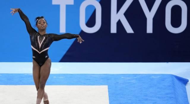 Simone Biles diventa la prima sportiva con una emoji su Twitter! La ginnasta-capra alla vigilia delle Olimpiadi