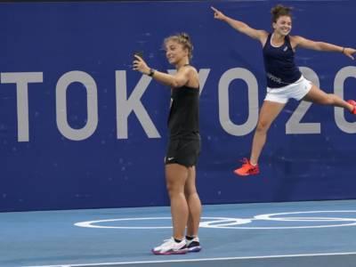 FOTO Tennis, Olimpiadi Tokyo: il meglio degli allenamenti da Djokovic a Barty, da Zverev a Errani e Paolini