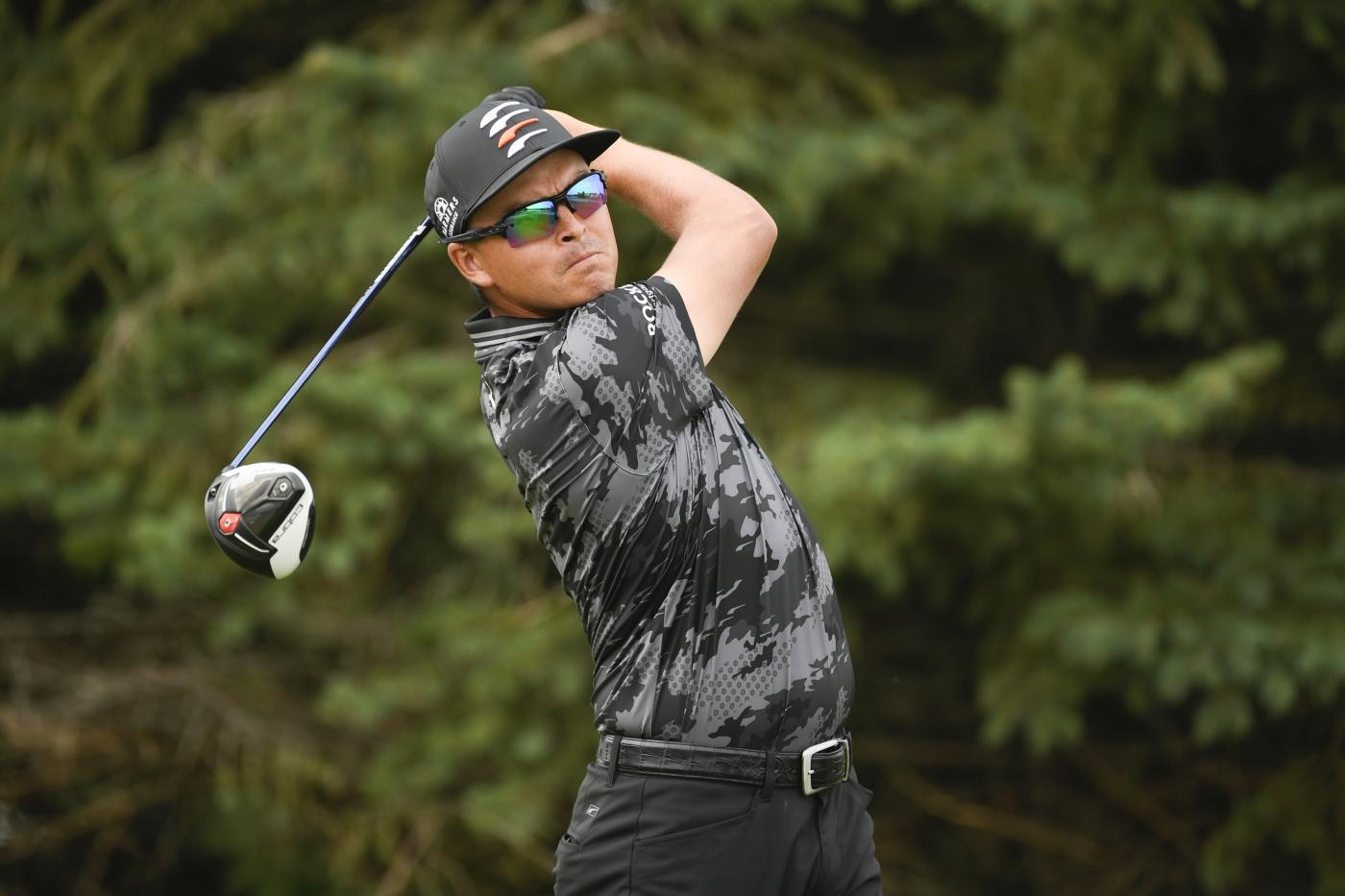 Golf: Rickie Fowler al comando della CJ Cup a 18 buche dalla fine. Secondo Rory McIlroy con un grande giro