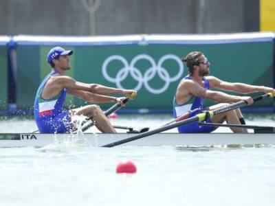 """Canottaggio, Olimpiadi: Abagnale """"Bene l'esordio, ora dobbiamo lavorare sui dettagli"""""""