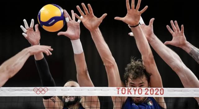 Volley, Olimpiadi Tokyo: l'Italia supera il Canada in rimonta. L'Iran beffa la Polonia al tie-break