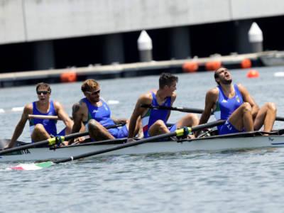 Canottaggio, Olimpiadi Tokyo: arriva la medaglia anche per Bruno Rosetti! Accolta la richiesta di Malagò