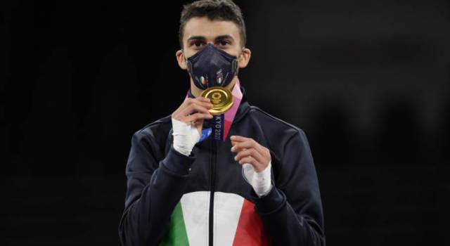"""Vito Dell'Aquila dopo la vittoria alle Olimpiadi: """"Un oro che dedico a mio nonno"""""""