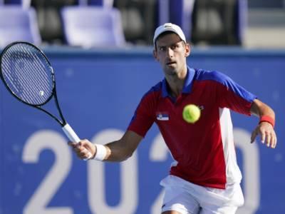 Djokovic-Zverev, Semifinale Olimpiadi: orario, tv, programma, streaming