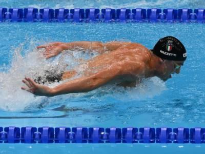 Nuoto, Olimpiadi Tokyo: Alberto Razzetti conclude ottavo nella Finale dei 400 misti