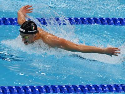Nuoto, Olimpiadi Tokyo 2020: Razzetti e Fangio in evidenza nelle batterie, squalificata la 4×200 sl donne italiana