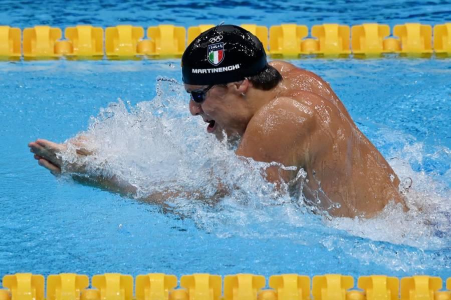 """Nuoto, Nicolò Martinenghi: """"In finale ce la giocheremo nonostante la fatica"""""""
