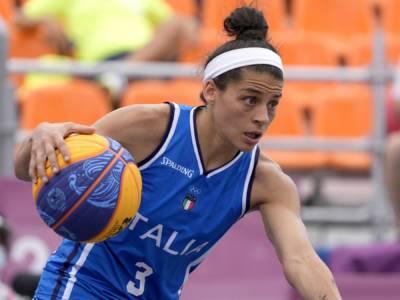 Basket 3×3, Italia-Giappone e Italia-Stati Uniti: orari, tv, programma, streaming 26 luglio