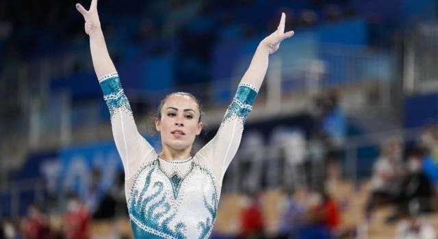 A che ora Vanessa Ferrari finale corpo libero Olimpiadi? Minuto esatto di gara, programma esercizio, orario, tv