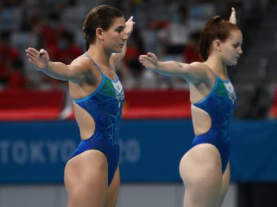 """Tuffi, Olimpiadi Tokyo, Bertocchi: """"Comunque orgogliose"""", Pellacani: """"Purtroppo l'emozione ci ha tradite"""""""