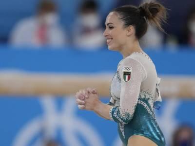 """Vanessa Ferrari: """"Simone Biles in finale? Io gareggio per me stessa, non contro gli altri"""""""