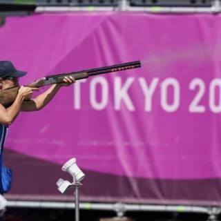 Tiro a volo, Olimpiadi Tokyo: Diana Bacosi è medaglia d'argento nello skeet! Vince Amber English