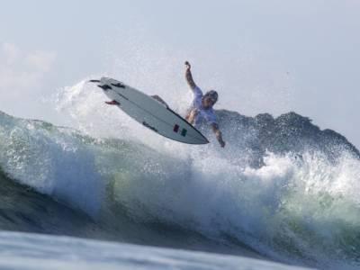 Surf: Leonardo Fioravanti dice addio alle Olimpiadi di Tokyo al 3° turno
