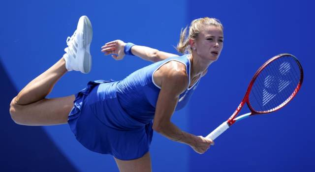 """LIVE Camila Giorgi-Pliskova 6-4 6-2, Olimpiadi Tennis in DIRETTA: il video. Garbin: """"Grande attaccamento alla Nazione"""""""