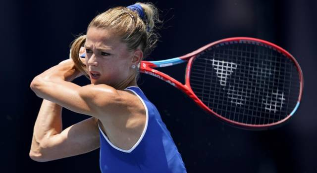 Tennis, Olimpiadi Tokyo. Camila Giorgi per i quarti con Karolina Pliskova, Tsitsipas con l'incubo Tiafoe