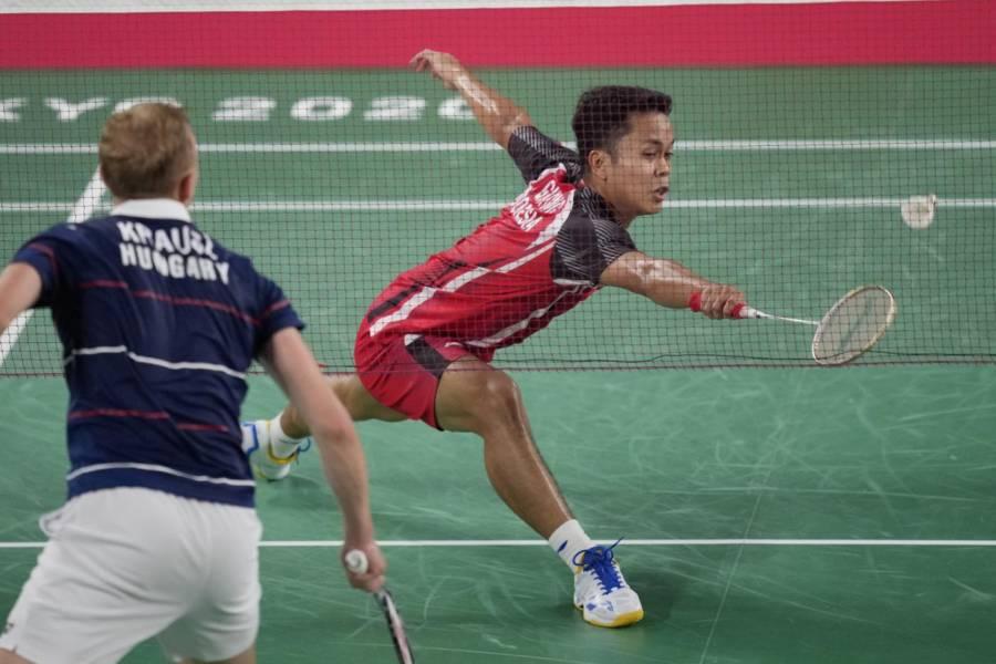 Badminton Thomas