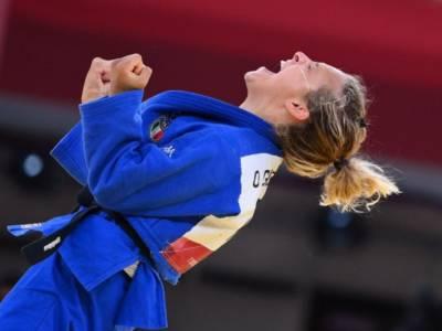 """Judo, Odette Giuffrida: """"Volevo l'oro, ma sono felice di essere salita nuovamente su questo podio"""""""