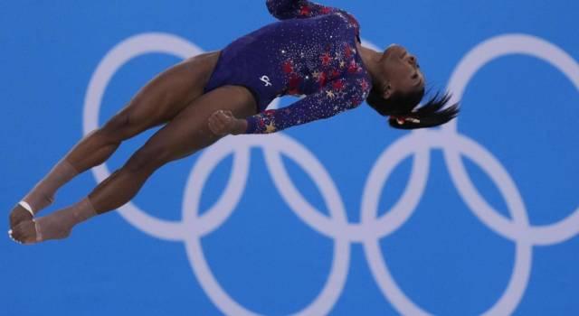 Simone Biles rinuncia alla finale al corpo libero. Vanessa Ferrari col miglior punteggio alle Olimpiadi
