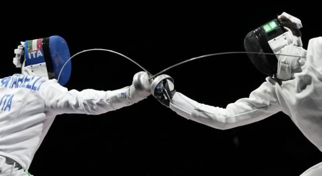 Scherma, Olimpiadi Tokyo 2020: Santarelli beffato da Reizlin nella finale per il bronzo