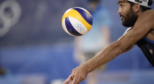 Beach volley, Olimpiadi Tokyo: Daniele Lupo e Paolo Nicolai vincono ancora!