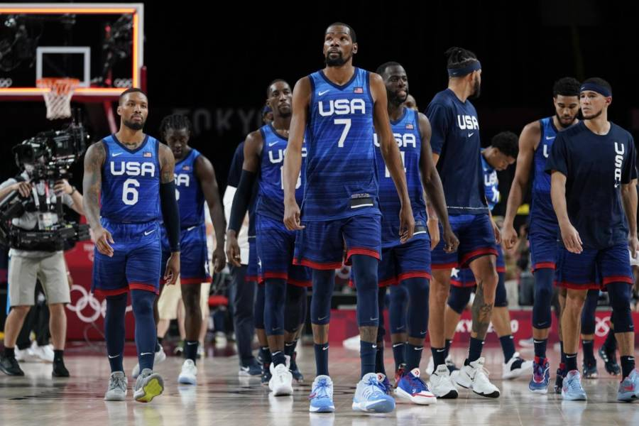 LIVE Stati Uniti Spagna 69 63, Olimpiadi basket in DIRETTA: Team USA avanti di sei dopo tre quarti