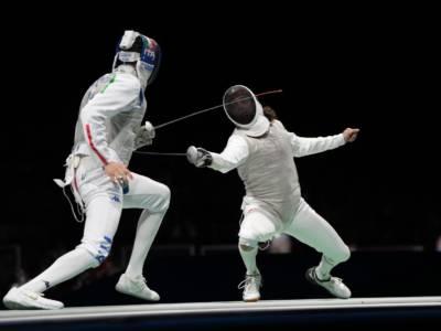 Scherma, Olimpiadi Tokyo: incredibile rimonta di Mohamed Hamza su Andrea Cassarà. Azzurro condizionato da un problema fisico