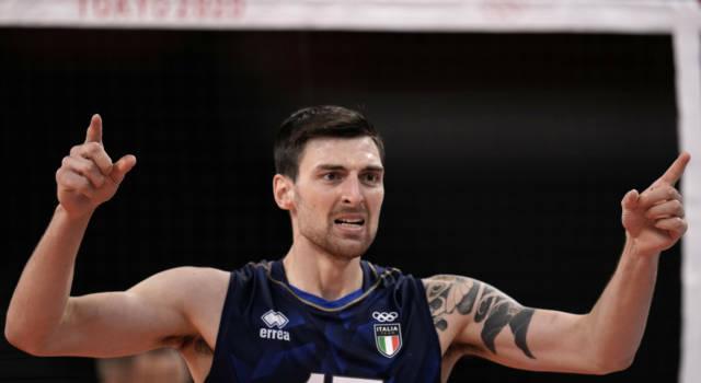 """Volley, Simone Anzani: """"Abbiamo il tricolore sul petto, non siamo qui per partecipare"""". Balaso: """"Italia magnifica"""""""
