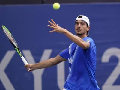 Tennis: Lorenzo Sonego eliminato dalle Olimpiadi di Tokyo in singolare, ci sono rimpianti con Nikoloz Basilashvili