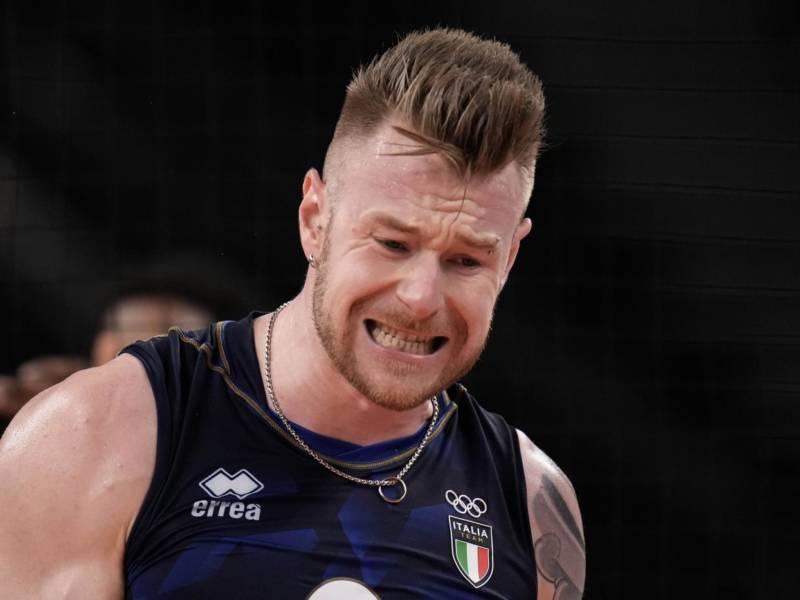 """Volley, Ivan Zaytsev: """"Gli allenatori? Dicano quello che vogliono, anche quelli da divano. I conti alla fine"""""""