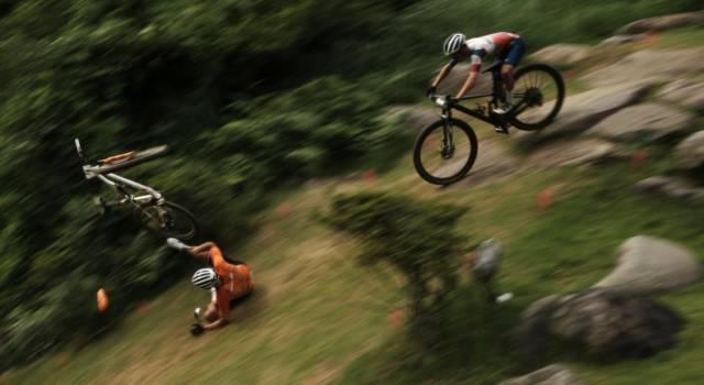 "Mountain bike, Olimpiadi Tokyo 2020. Mathieu van der Poel: ""Hanno tolto la pedana, non lo sapevo"""