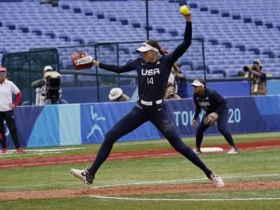 Softball, Olimpiadi Tokyo: Stati Uniti vittoriosi sul Giappone, domani sarà questa la finale per l'oro. Canada e Messico per il bronzo