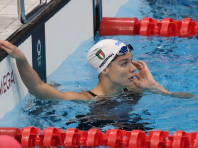 LIVE Nuoto, Olimpiadi Tokyo in DIRETTA: Simona Quadarella negli 800 e 4×100 mista mista in finale! Panziera avanti senza brillare