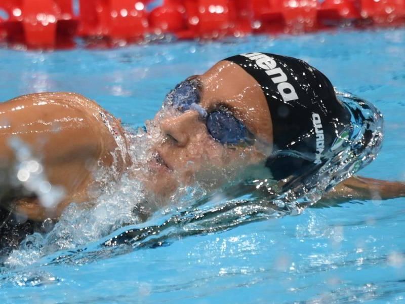 Nuoto, Kyle Chalmers è un siluro nei 100 sl a Doha. Simona Quadarella ottava negli 800 sl