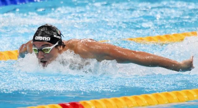 """Nuoto, Olimpiadi Tokyo: Federico Burdisso """"Milak favorito, ma io posso andare a podio"""""""