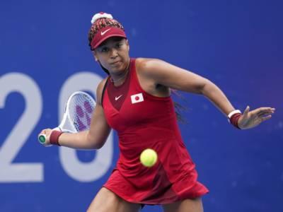 Tennis, Olimpiadi Tokyo. Il tabellone femminile perde la sua attrice principale: Naomi Osaka cade rovinosamente con Marketa Vondrousova