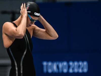VIDEO 4×100 femminile nuoto, record italiano alle Olimpiadi! In gara anche Federica Pellegrini