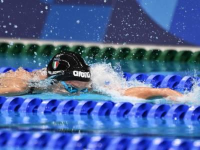 Nuoto, ISL Napoli 2021: Martinenghi vince i 50 rana, Federica Pellegrini 5a nei 200 dorso. Cali Condors di Dressel al comando