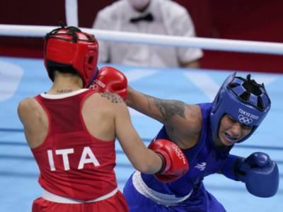 Boxe, Rebecca Nicoli si arrende alla quotata Kellie Harrington negli ottavi di finale delle Olimpiadi