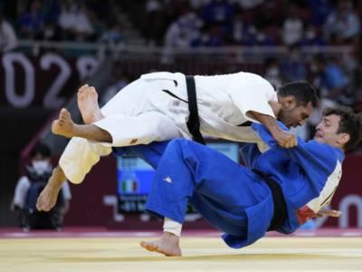 Judo, Christian Parlati agli ottavi dei -81 kg. Ora il giapponese Nagase. Avanza Maria Centracchio