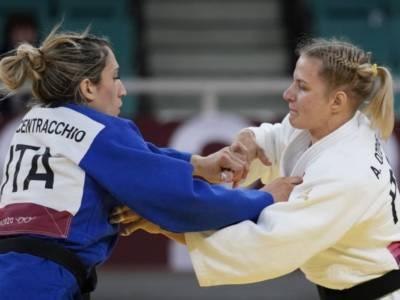 Judo, Olimpiadi Tokyo: Maria Centracchio cede in semifinale e si giocherà il bronzo con l'olandese Franssen