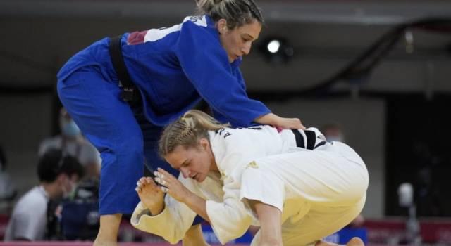 VIDEO Maria Centracchio medaglia di bronzo, Olimpiadi Tokyo judo: rivivi la finalina decisiva