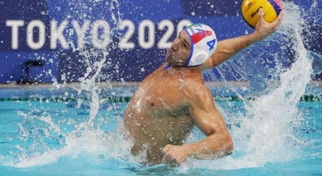 Pallanuoto, Olimpiadi Tokyo: pagelle Italia-Grecia 6-6. Eccellenti Echenique ed Aicardi