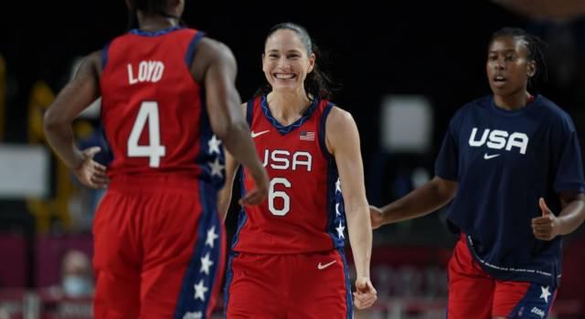 Basket femminile, Olimpiadi Tokyo: Sue Bird piazza il record di assist, colpo Giappone sulla Francia. Meesseman abbatte l'Australia