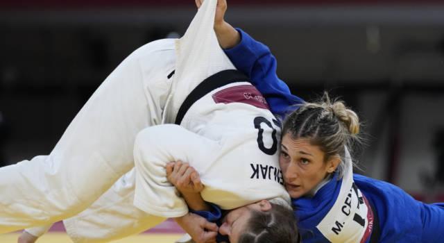 """Judo, Maria Centracchio pazza di gioia dopo il bronzo: """"Il Molise esiste e mena forte"""""""