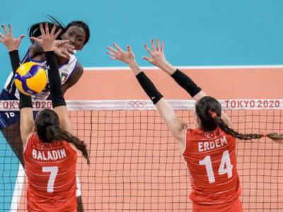 Italia-Argentina volley femminile Olimpiadi: orario, tv, programma, streaming 29 luglio