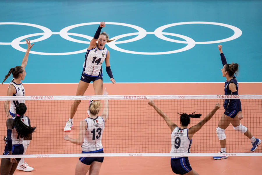 IVE Italia Argentina, Olimpiadi volley donne in DIRETTA: le azzurre vogliono la terza vittoria consecutiva!