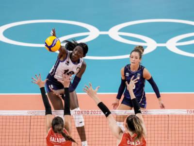 Volley, Italia-Turchia 3-1: le pagelle delle azzurre alle Olimpiadi. Egonu d'acciaio, Sylla ruggisce, Bosetti solida