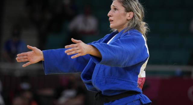 Judo, Maria Centracchio nella storia del Molise. Mai una donna da questa Regione aveva vinto una medaglia
