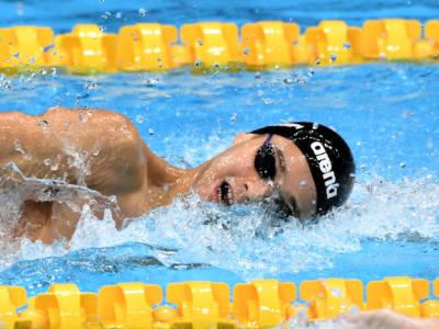 Nuoto, Olimpiadi Tokyo. La staffetta regala ancora sorrisi: finale in 4×200 con il terzo tempo