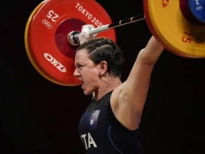 Sollevamento pesi, pazzesca Giorgia Bordignon! Argento clamoroso alle Olimpiadi a 34 anni!